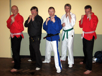 Self Defence Class Organisers