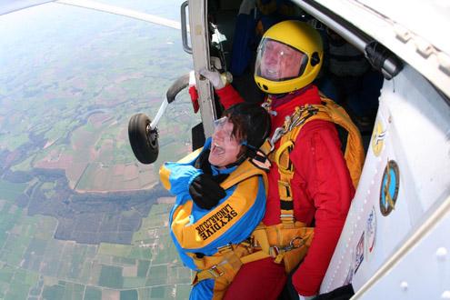 Di Lakin's Skydive