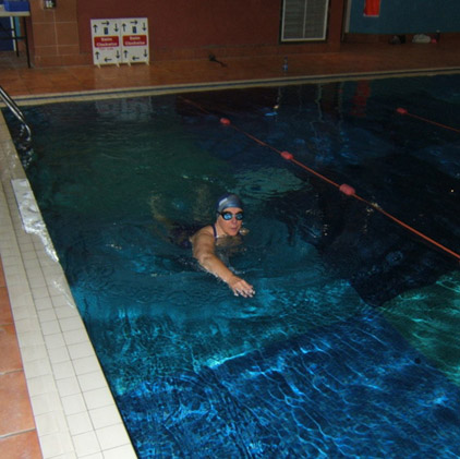 Ethne 200 Length Swimming Challenge For The Cystinosis Foundation UK