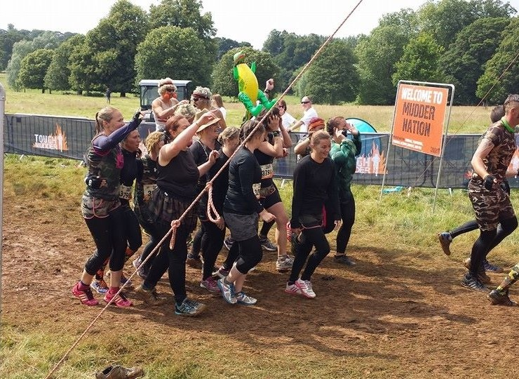 Maddys Mad Mudders