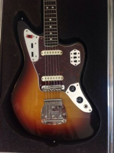 Fender Jaguar '65 American Vintage reissue guitar