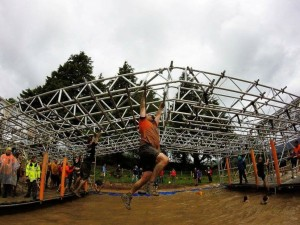 Tough Mudder obstacle