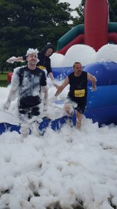 Gung-Ho 5K Obstacle Course Foam