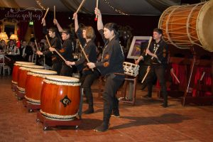Great Big Glitter Ball The Mugenkyo Taiko Drummers