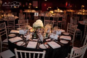 Great Big Glitter Ball Tables