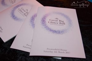 Great Big Glitter Ball Programme